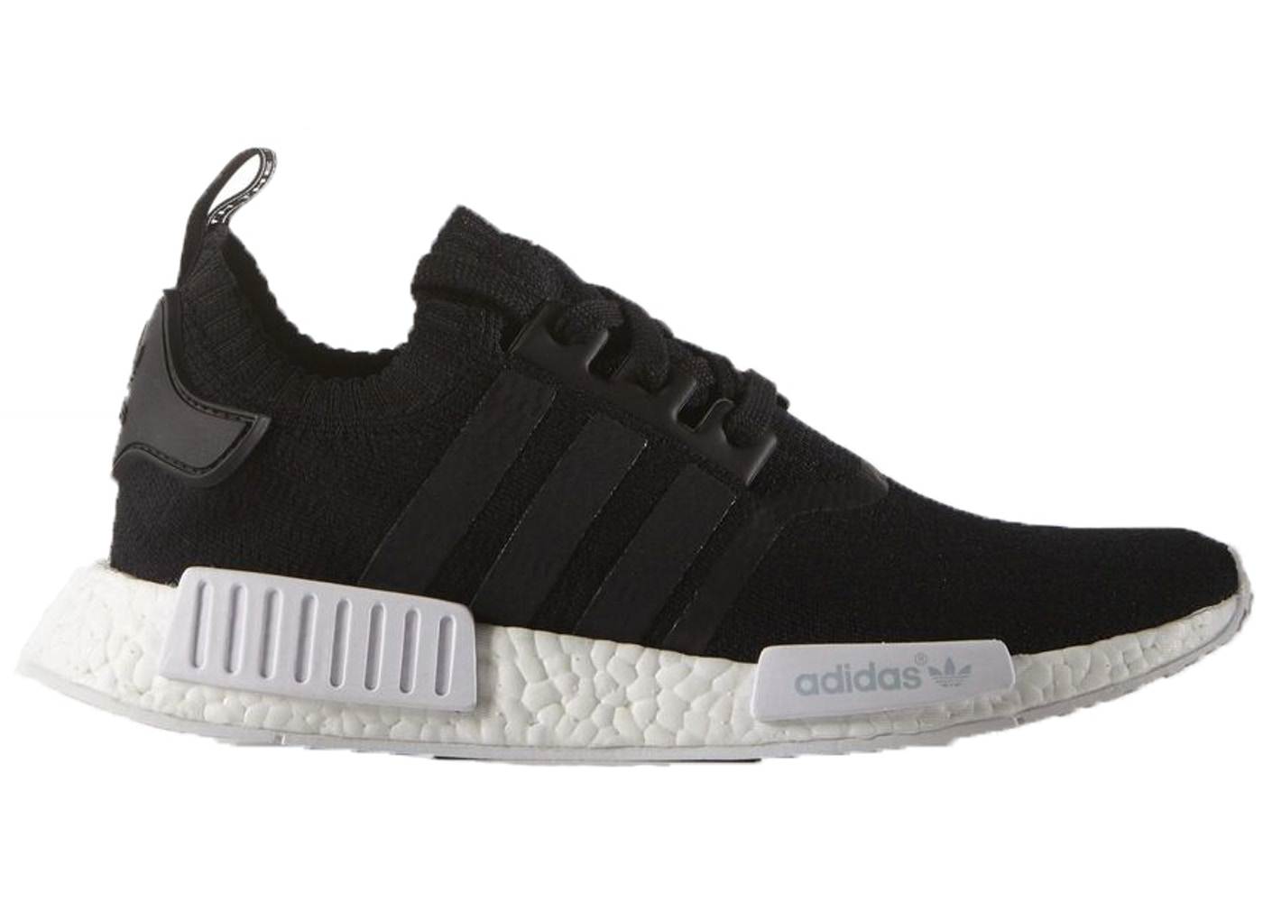 new styles 83a01 78aa7 adidas NMD R1 Primeknit All Black