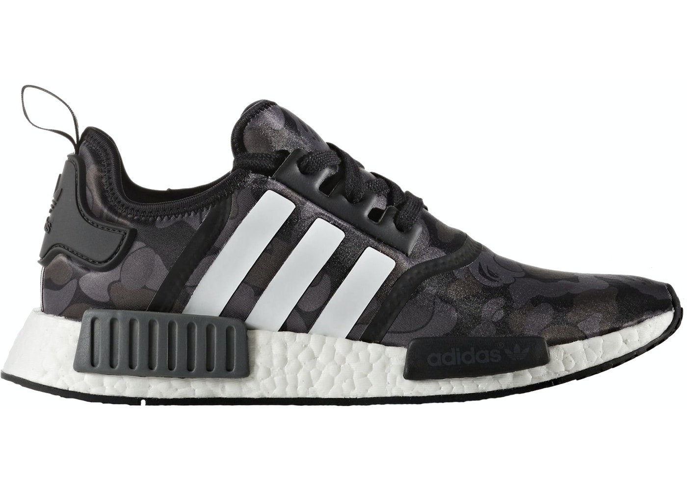 new product 91081 39882 adidas NMD R1 Bape Black Camo