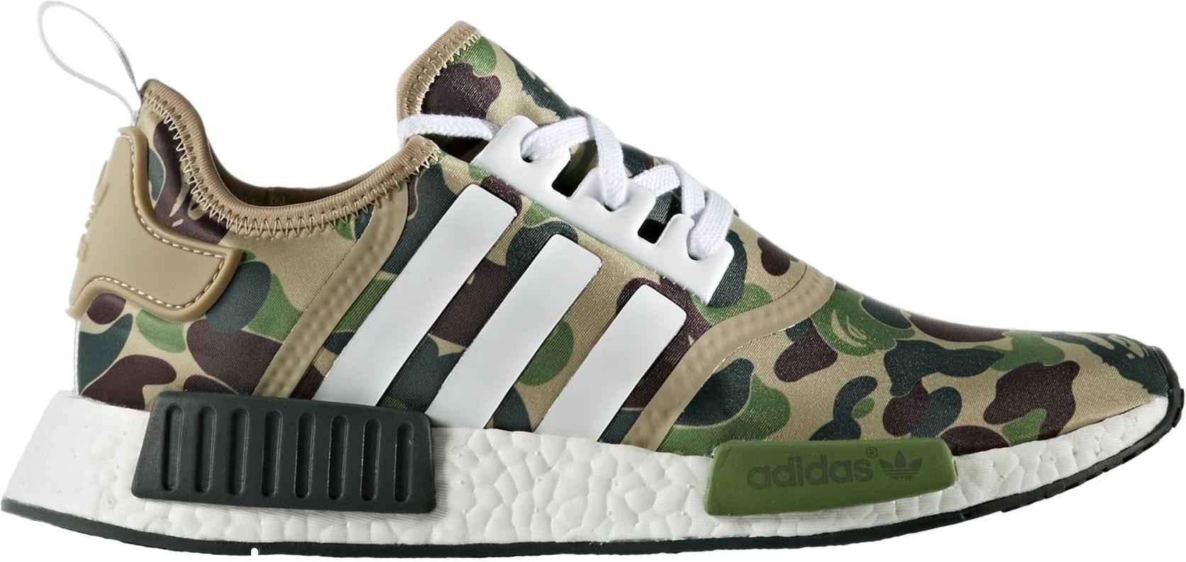 "adidas NMD R1 Primeknit ""Zebra Pack Releases Info Custom Dad"