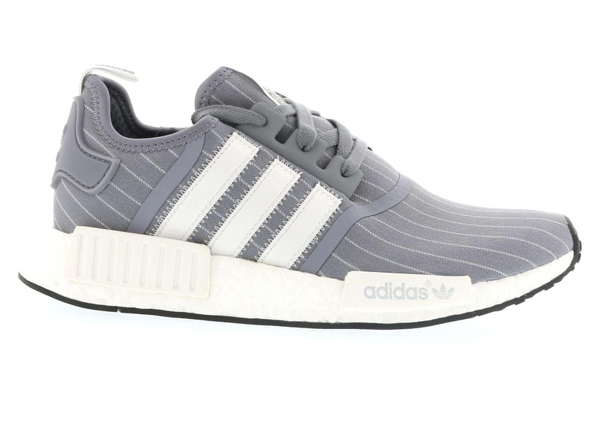 Adidas NMD R1 x BEDWIN GREY WHITE BB3123 Men/'s Limited Edition