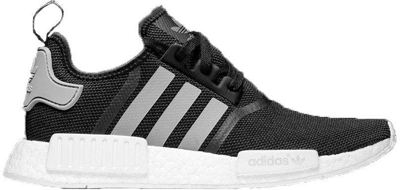 Adidas NMD R1 Black Charcoal