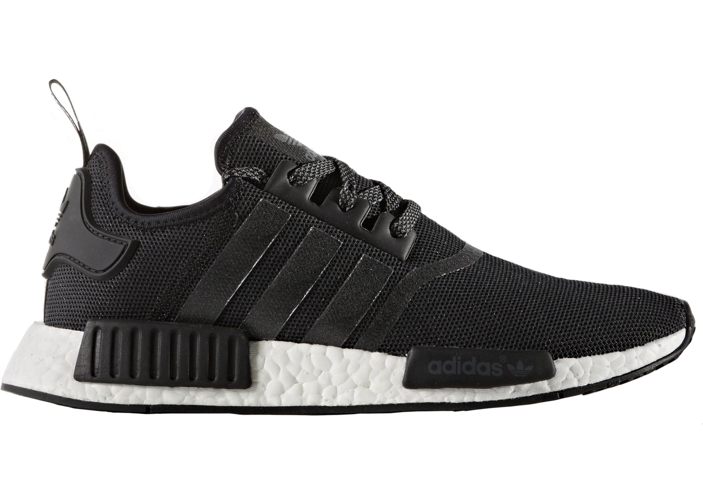 20ee38d3d adidas NMD R1 Black Reflective - S31505