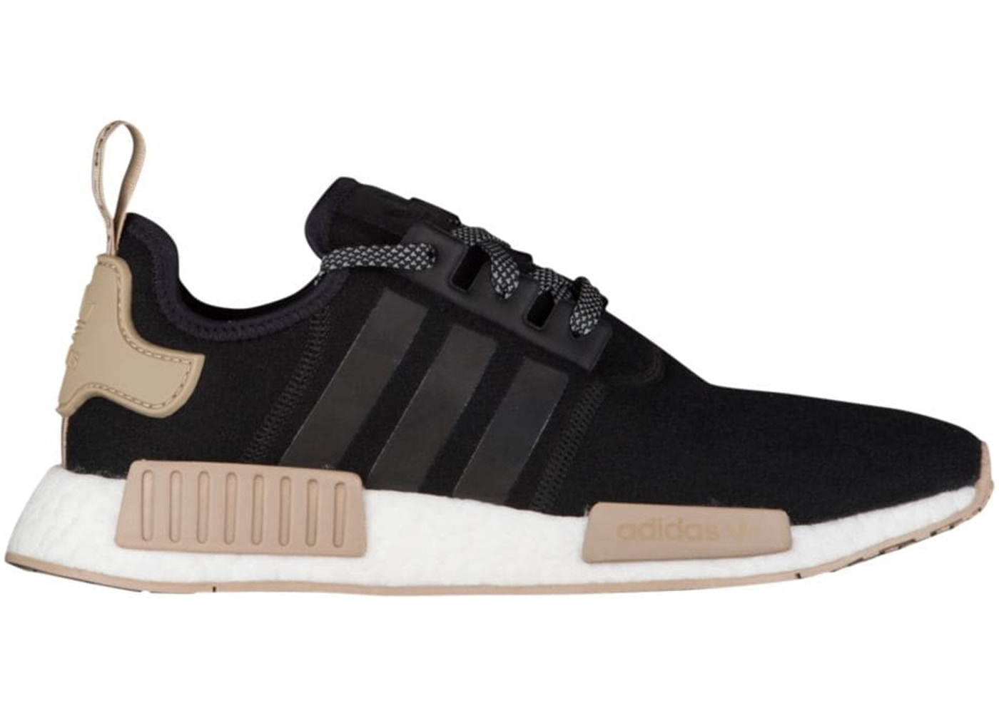 7a89d1a38904c Sell. or Ask. Size  9.5. View All Bids. adidas NMD R1 Black White Trace  Khaki