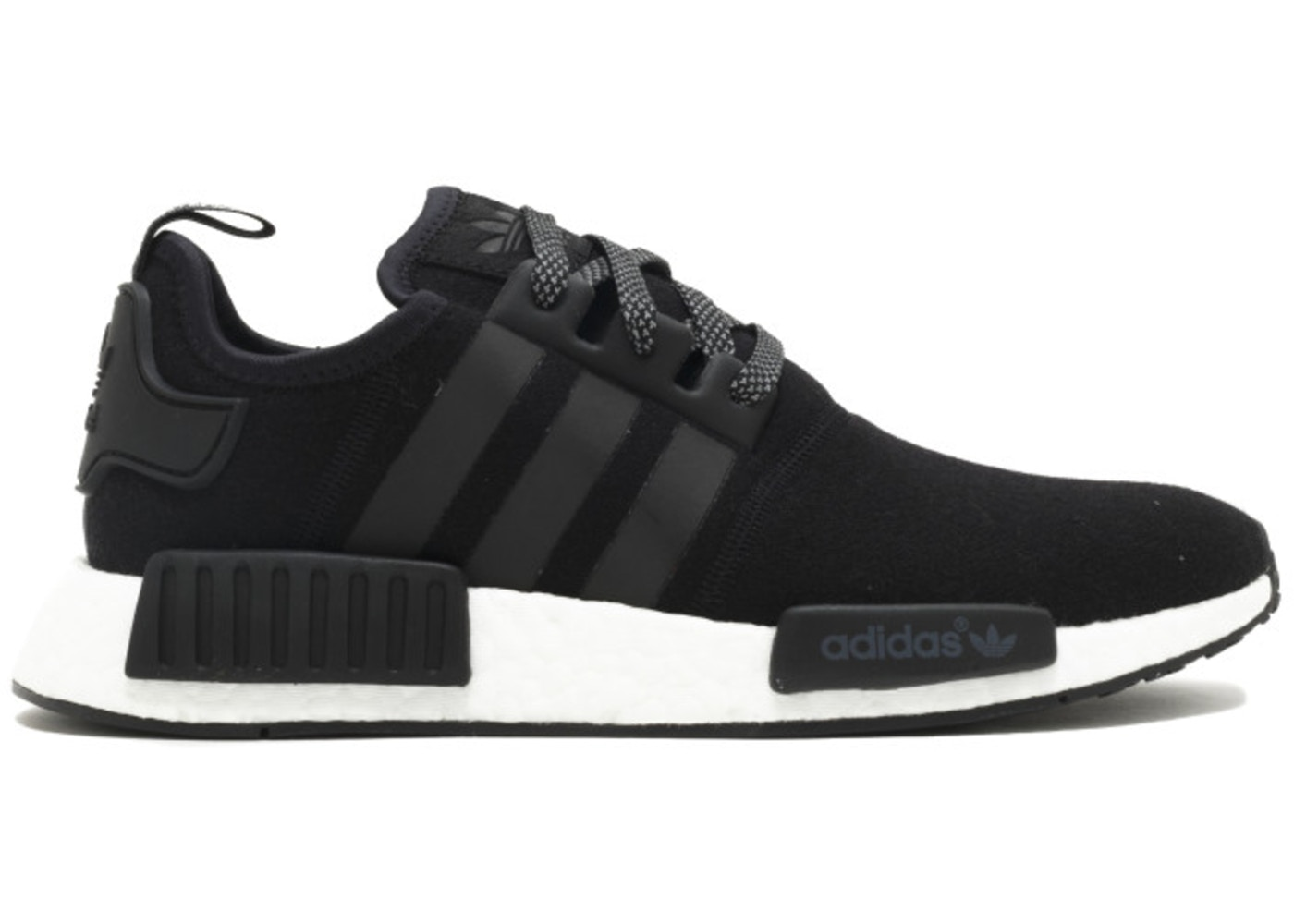a9fcf8f95 Sell. or Ask. Size: 12. View All Bids. adidas NMD R1 Black Wool