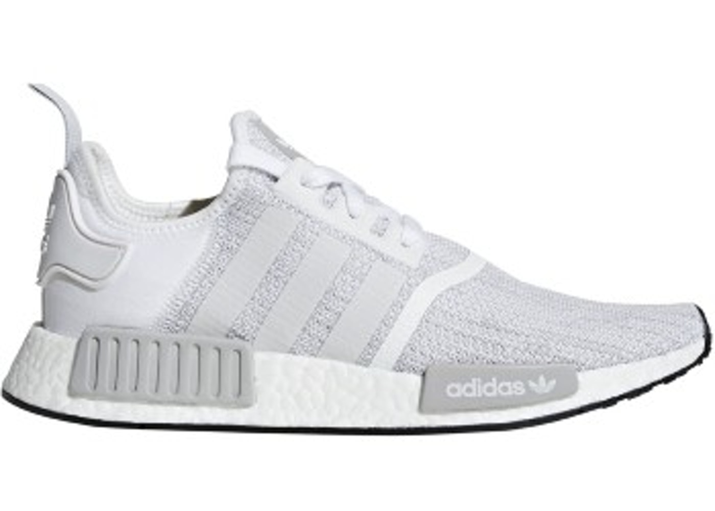 outlet store e2b1b 9c5bd 2018 mens adidas nmd r1 blizzard