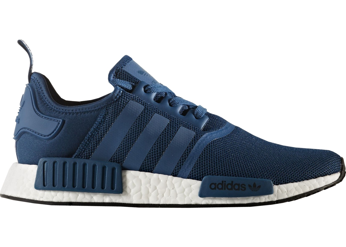 premium selection 33c7c c9a71 adidas NMD R1 Blue Night