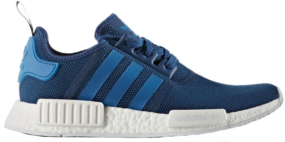 adidas NMD R1 Blue White