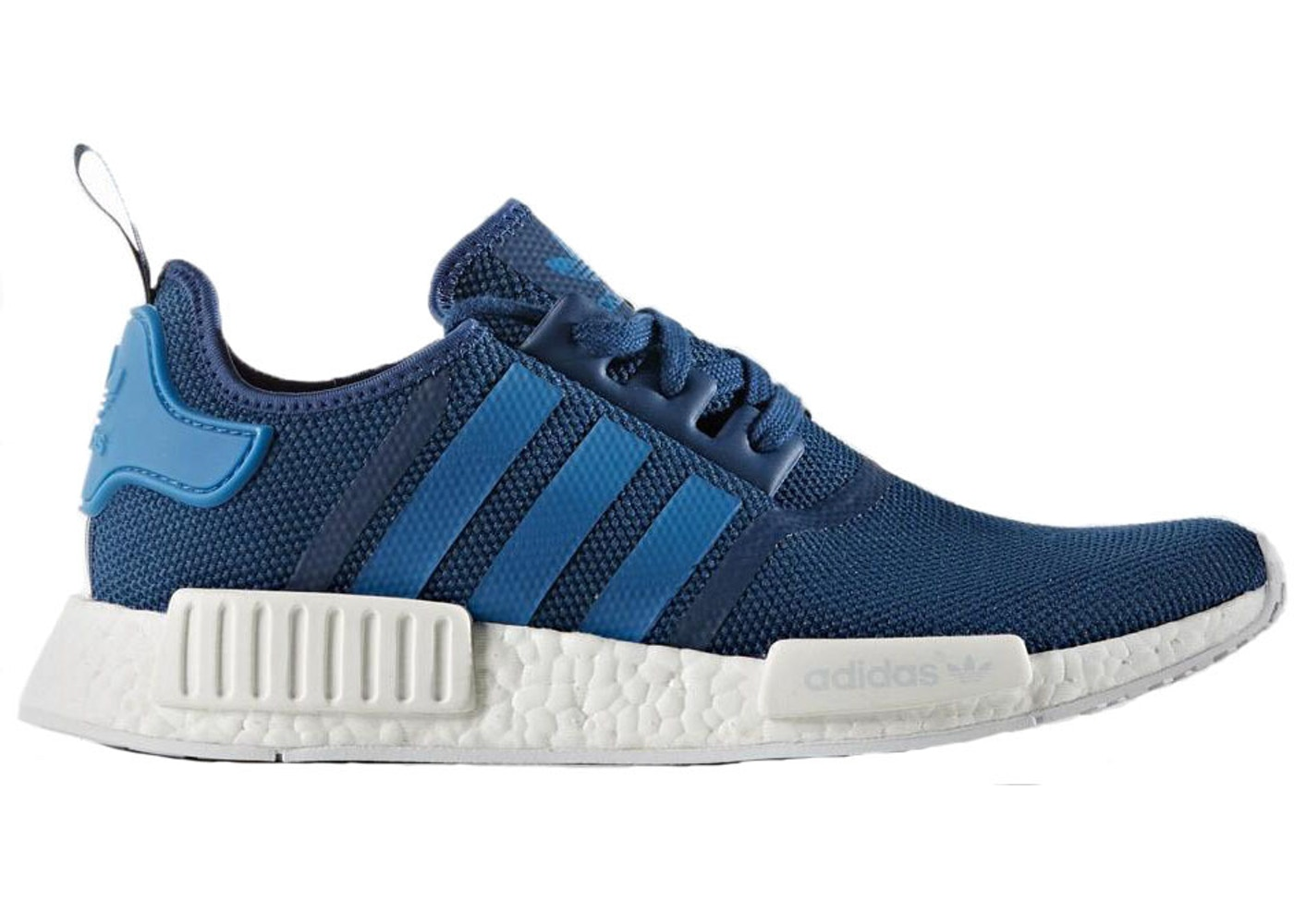 online retailer 963d7 ce8b0 adidas NMD R1 Blue White