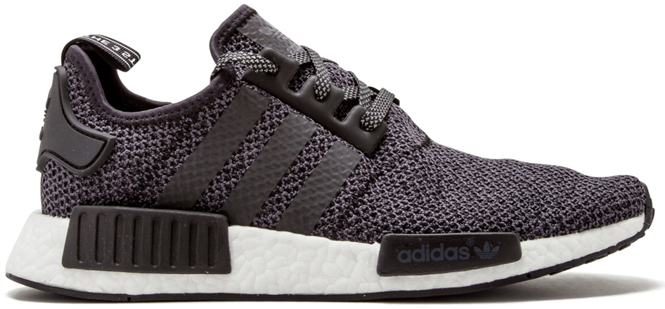 adidas NMD R1 Champs Black Reflective