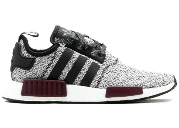 adidas NMD R1 Champs Burgundy Grey (Youth)
