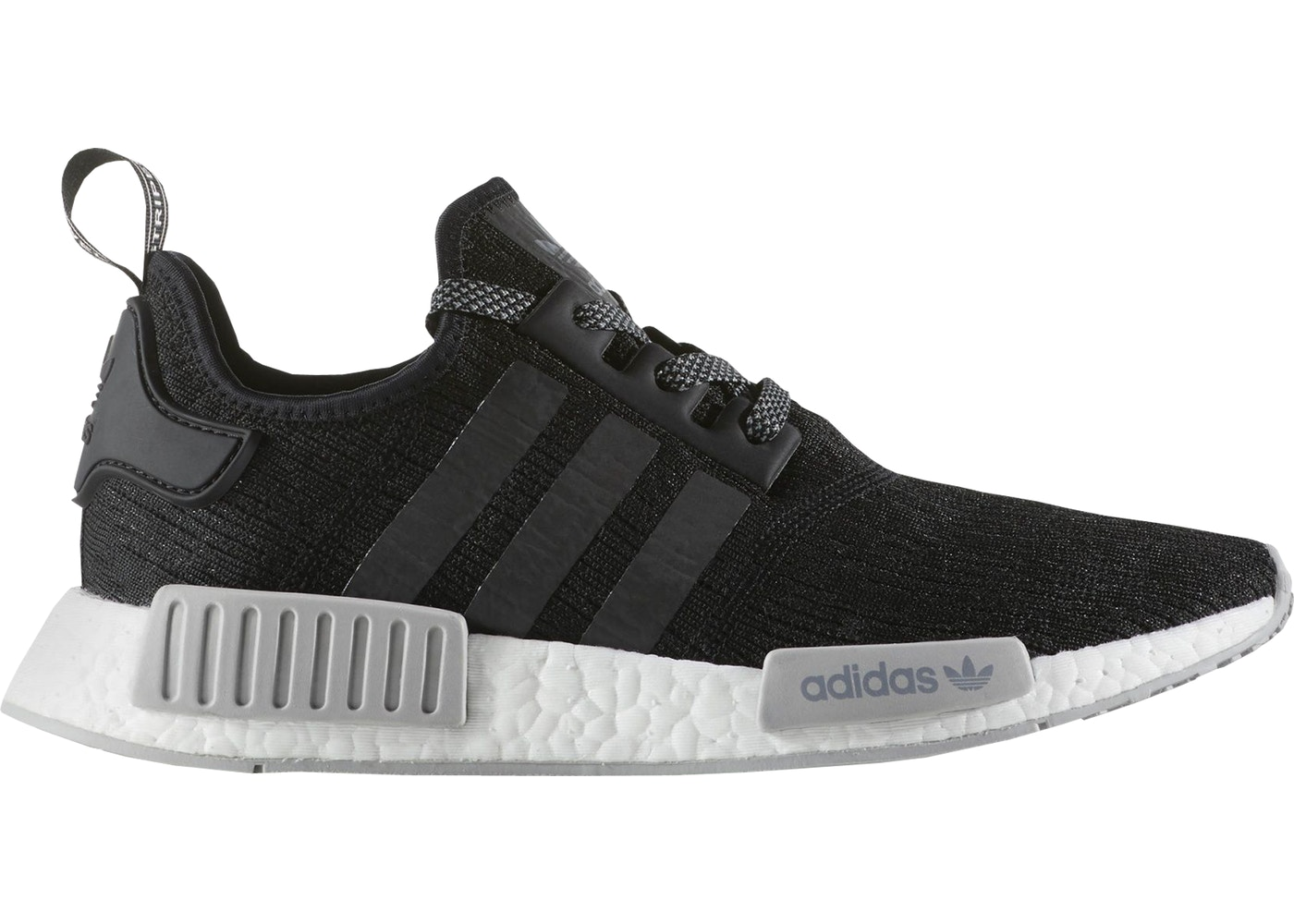 buy popular 2bb2b decbb adidas NMD R1 Core Black Grey Two