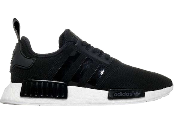 adidas NMD R1 Core Black White Rose Gold (W)
