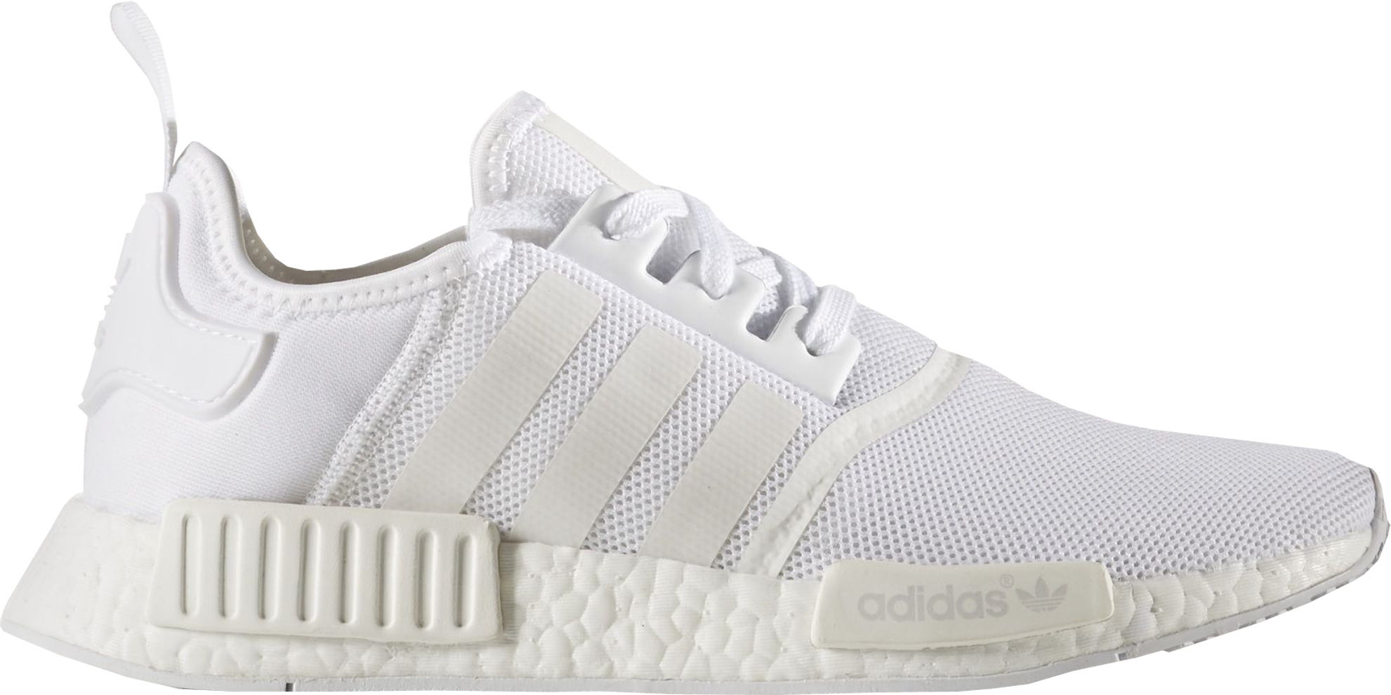 Adidas NMD R1 BB2886 Grey/White Glitch Men's