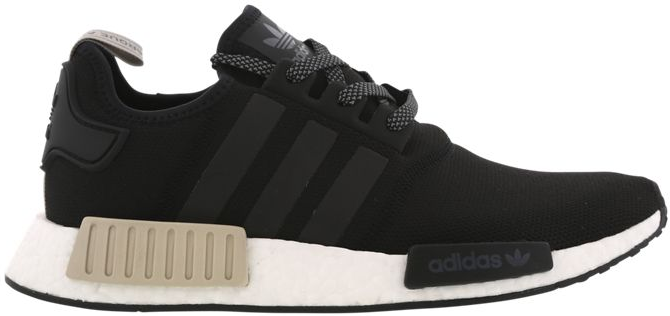 adidas nmd black light brown