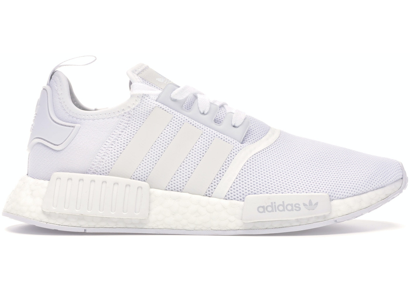 newest 067a1 dd8b2 adidas NMD R1 Footwear White Trace Grey