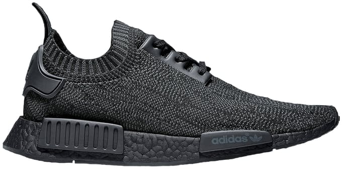 adidas NMD R1 Friends and Family Pitch Black (Rimowa Set W/ Accessories)