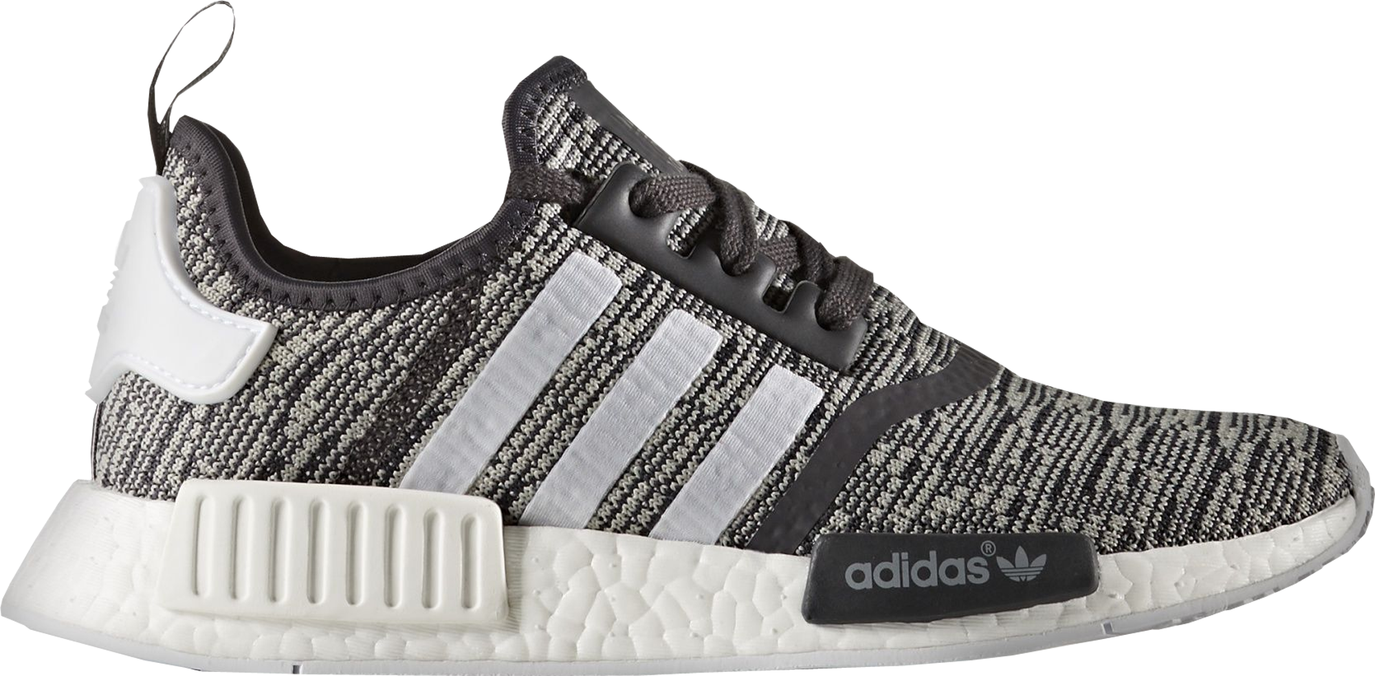 adidas NMD R1 Glitch Medium Grey (W)