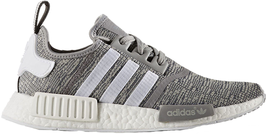 adidas NMD R1 Glitch Solid Grey Camo