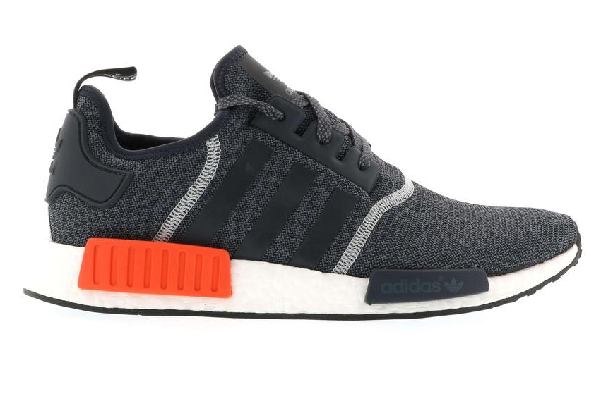 adidas NMD R1 Grey Red - S31510
