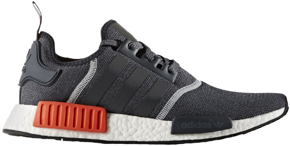 adidas nmd grey red