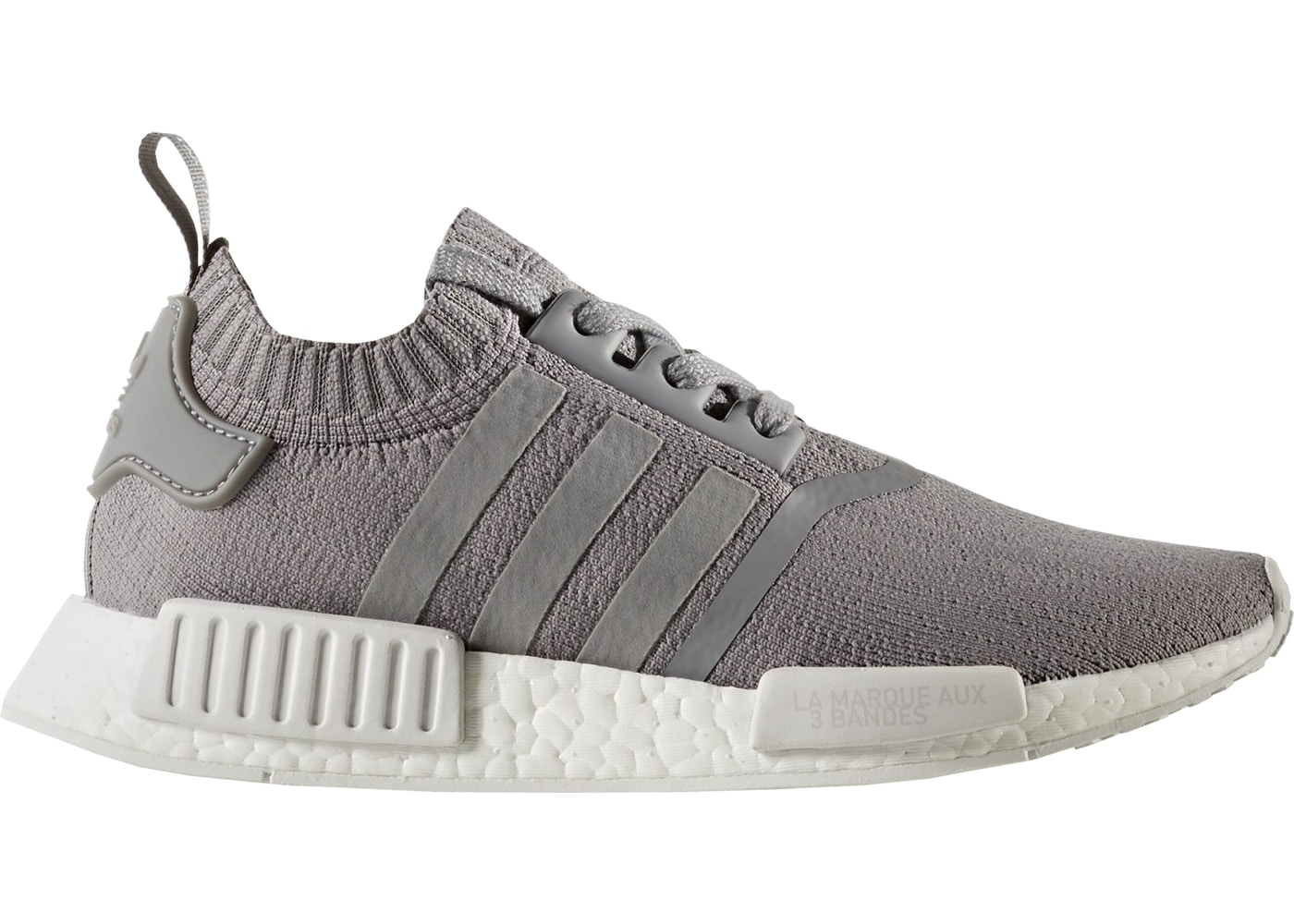 new arrival c964f 847fb adidas NMD R1 Grey Three (W)