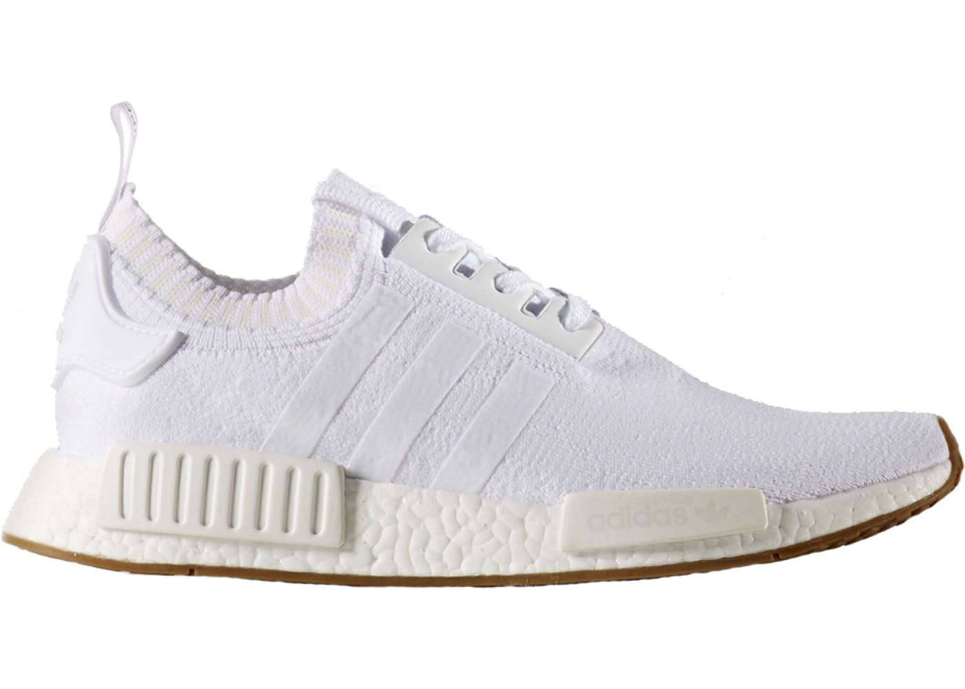 nmd r1 white/black