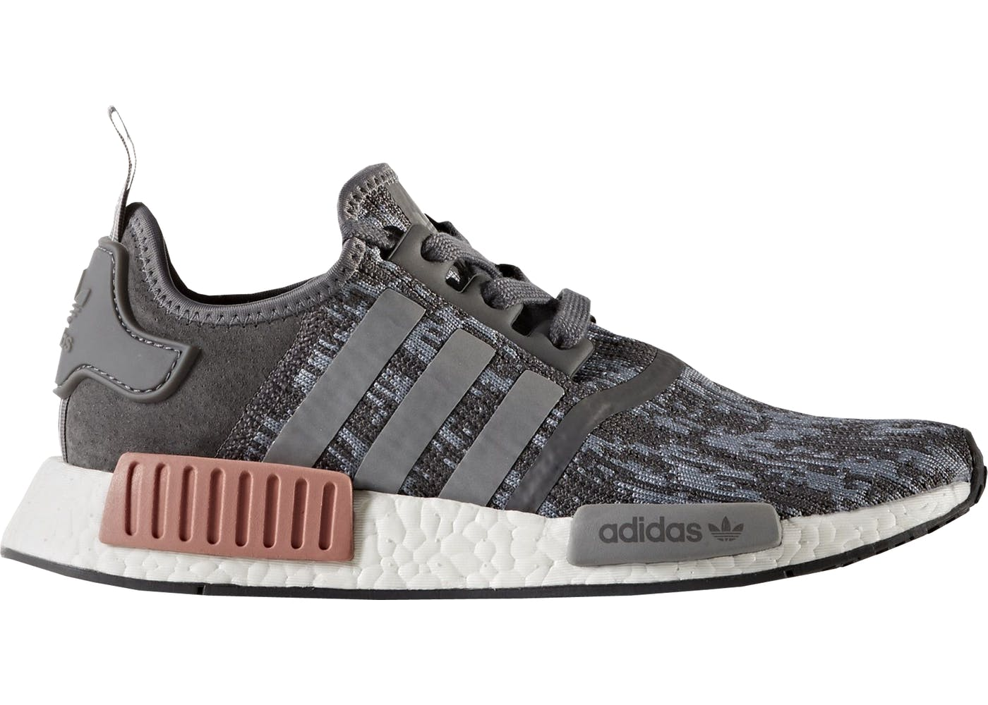 cd7ab583565d6 ADIDAS NMD R1 TRIPLE BLACK UK US 3 3.5 4 4.5 5 5.5 6 6.S31508