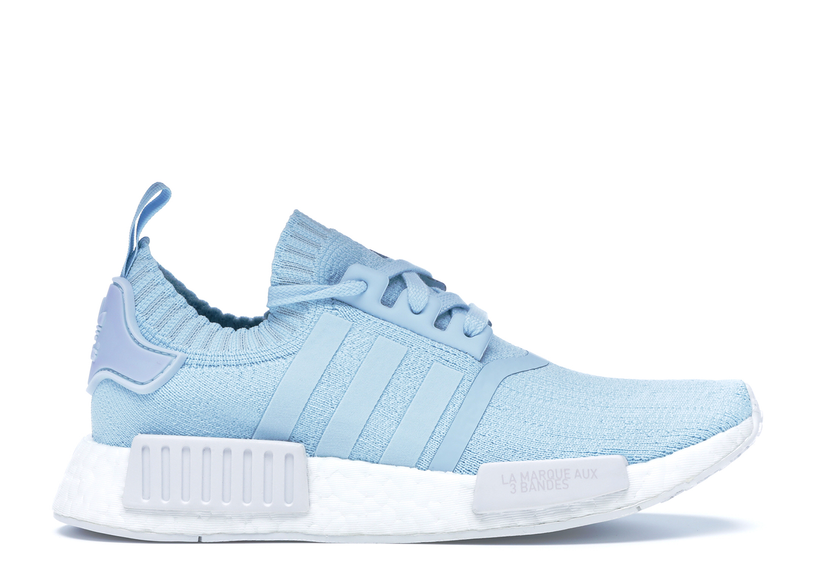 adidas NMD R1 Icey Blue White (W) - BY8763