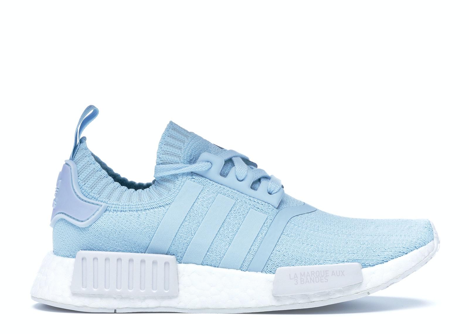 adidas NMD R1 Icey Blue White (W)