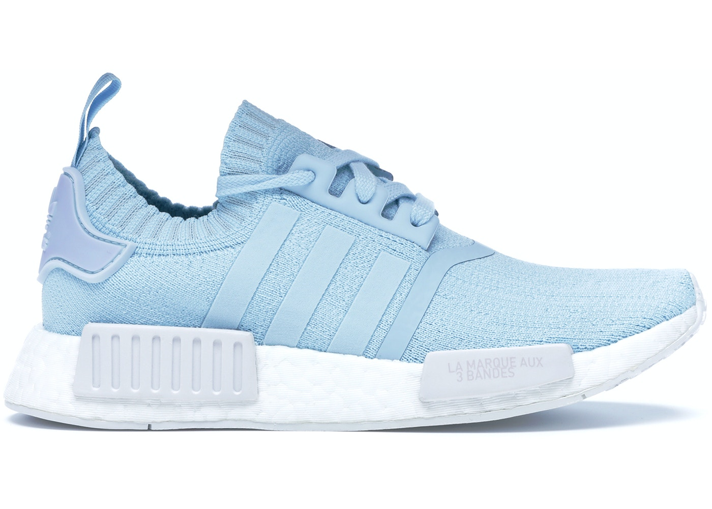 Adidas Nmd R1 Icey Blue White W By8763