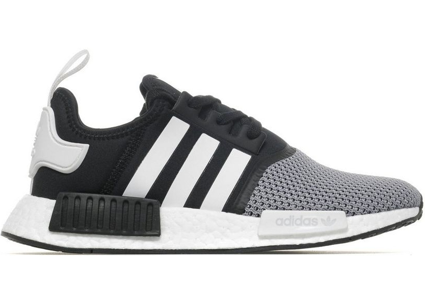 new arrival 10ea4 802ac HypeAnalyzer · adidas NMD R1 JD Sports Mesh Black Grey