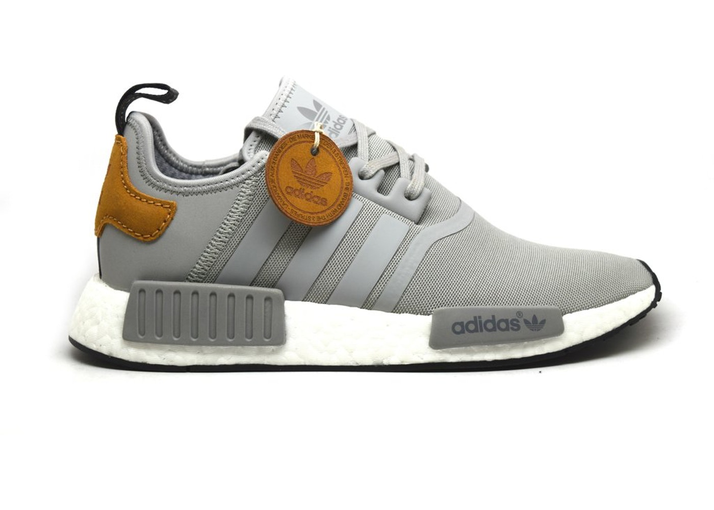 new arrival 2c386 66f17 adidas NMD R1 Master Craft Pack Grey - BY2492