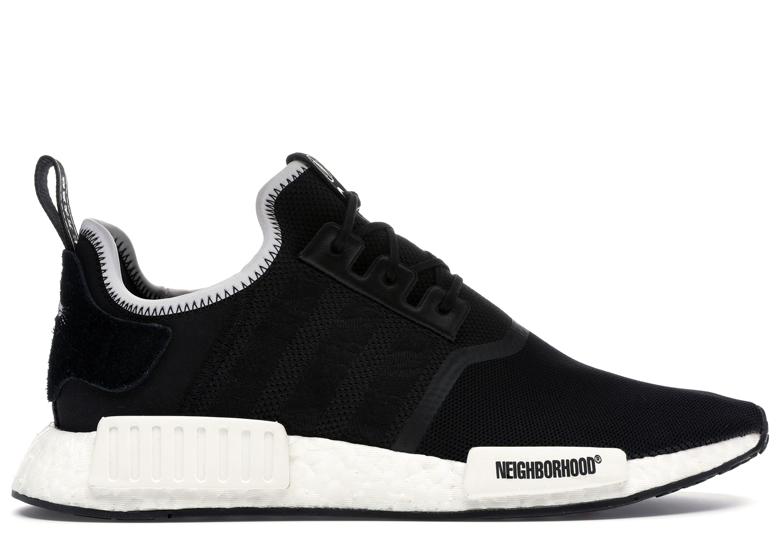 Neighborhood x Invincible x adidas NMD R1 Black | CQ1775