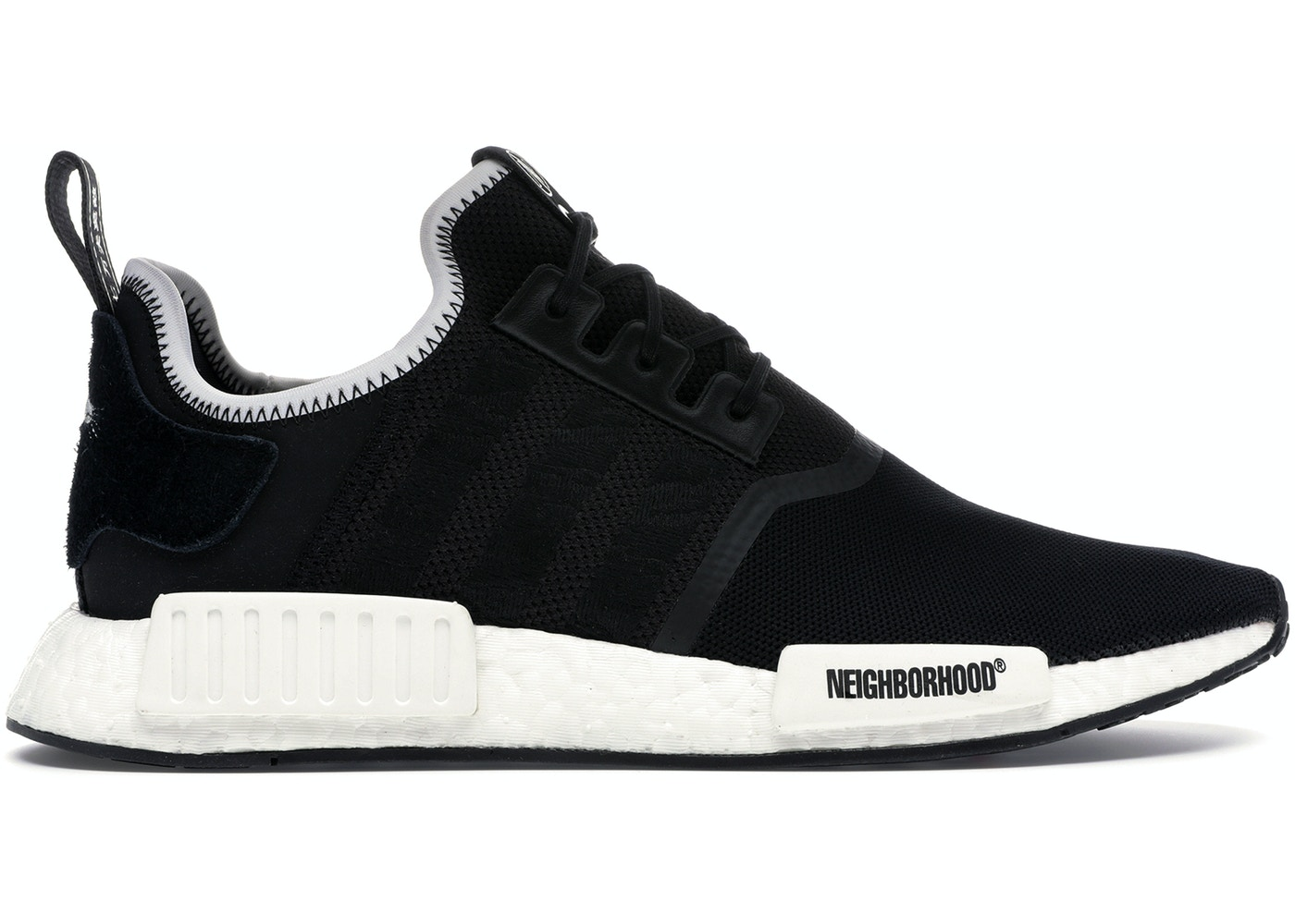 new concept 4e3f2 74080 adidas NMD R1 Neighborhood x Invincible