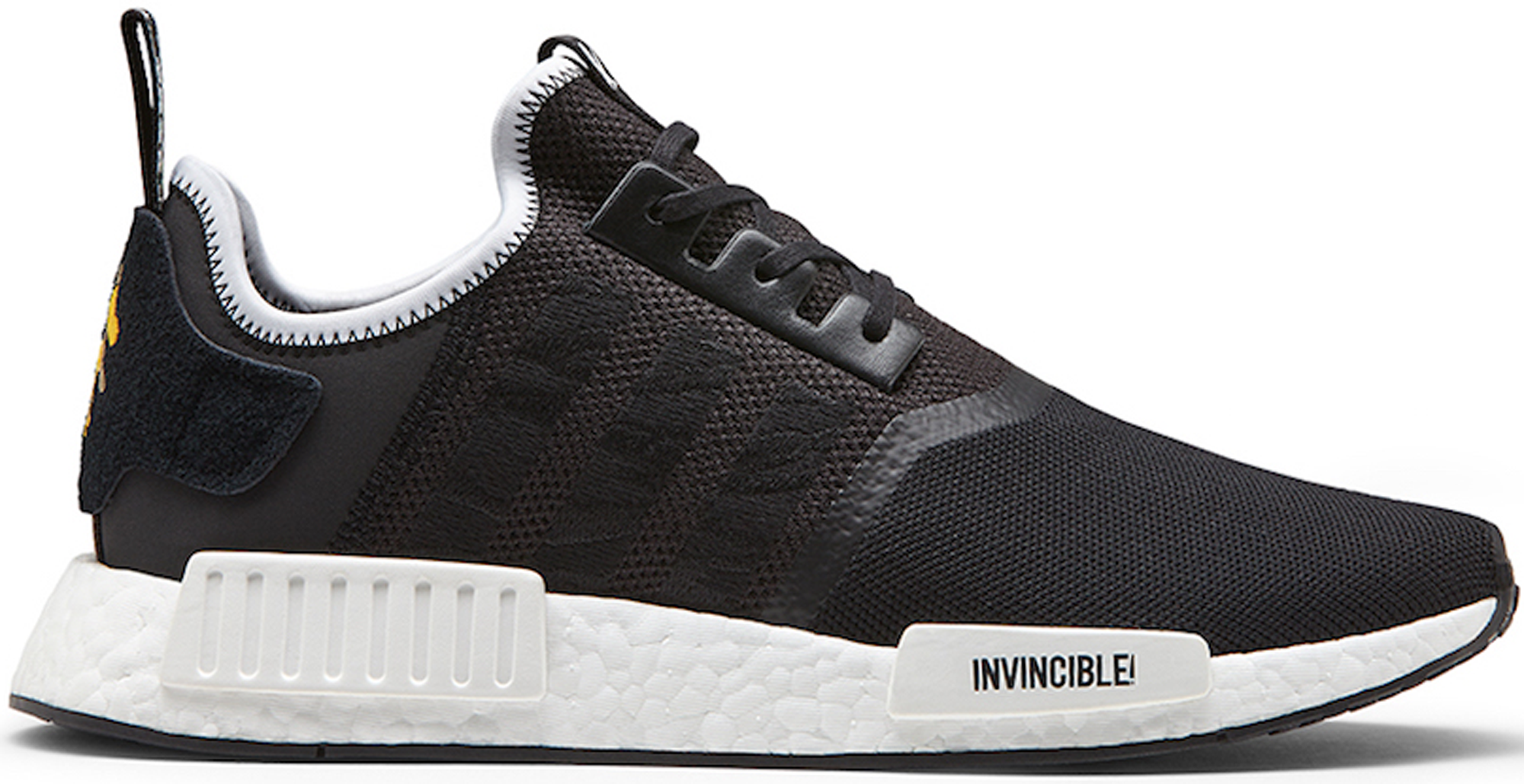 First Look At The Neighborhood x Invincible x adidas NMD R1