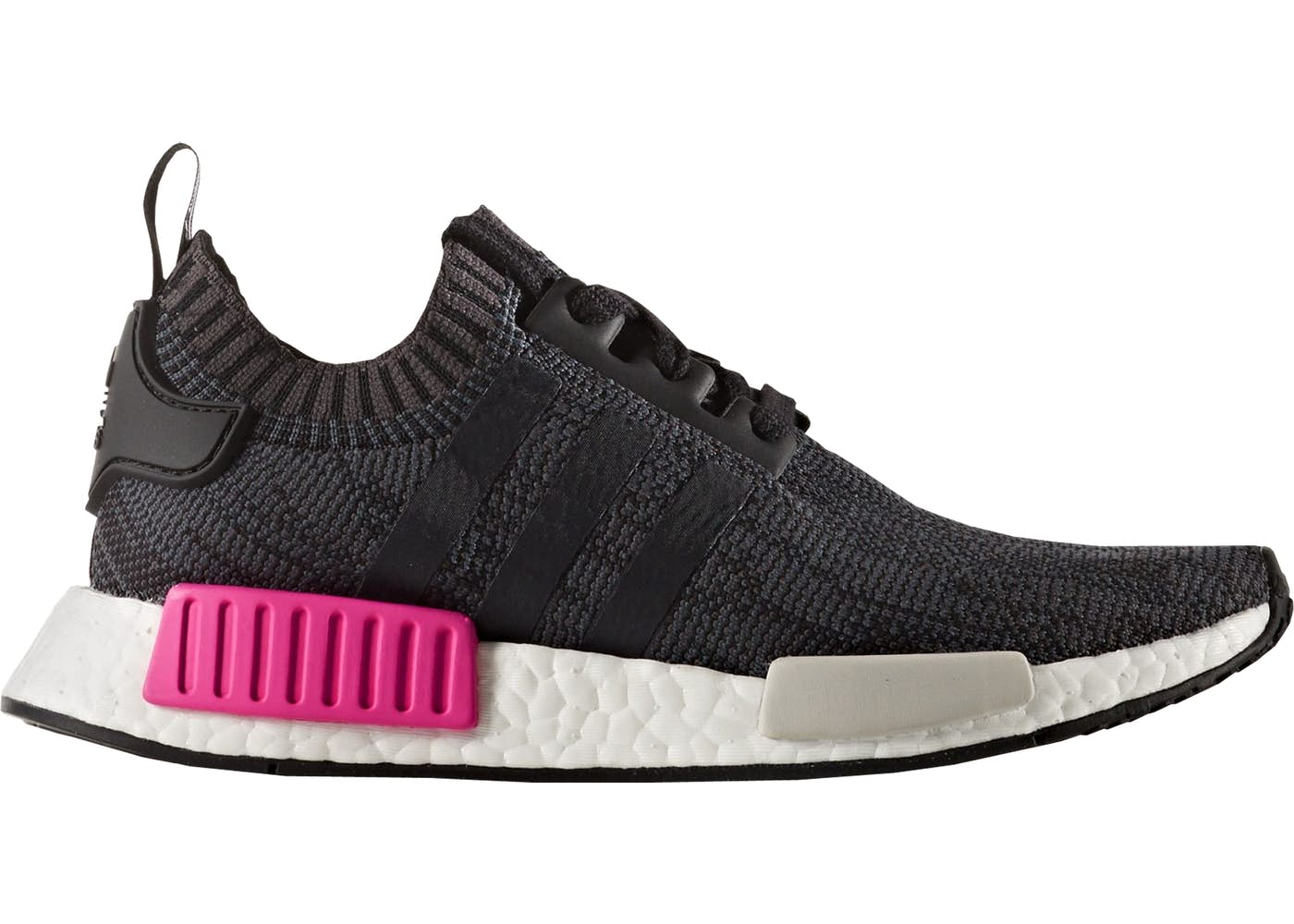 adidas nmd r1 essential pink w. Black Bedroom Furniture Sets. Home Design Ideas
