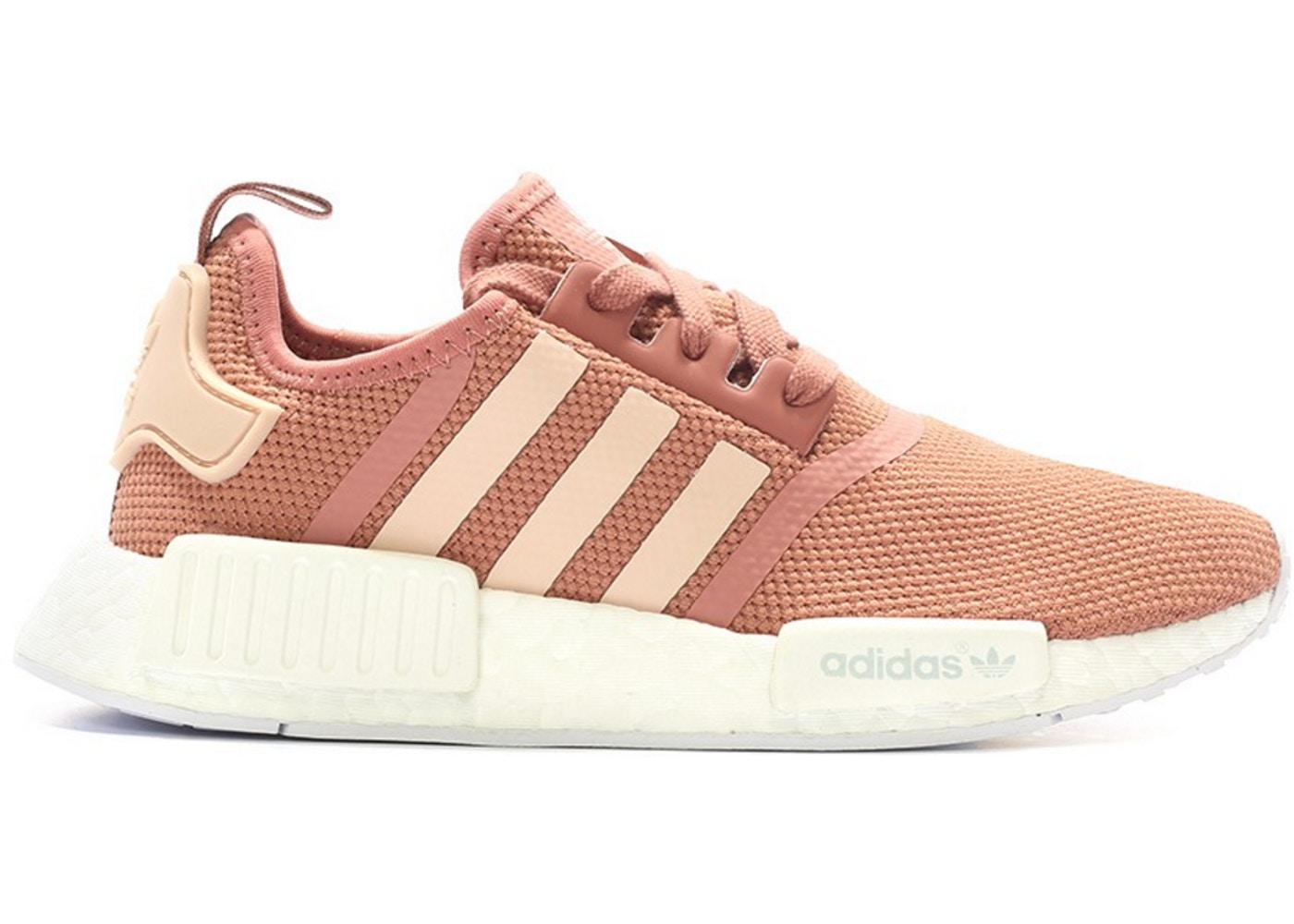 brand new d85ee de5cf adidas NMD R1 Raw Pink (W)