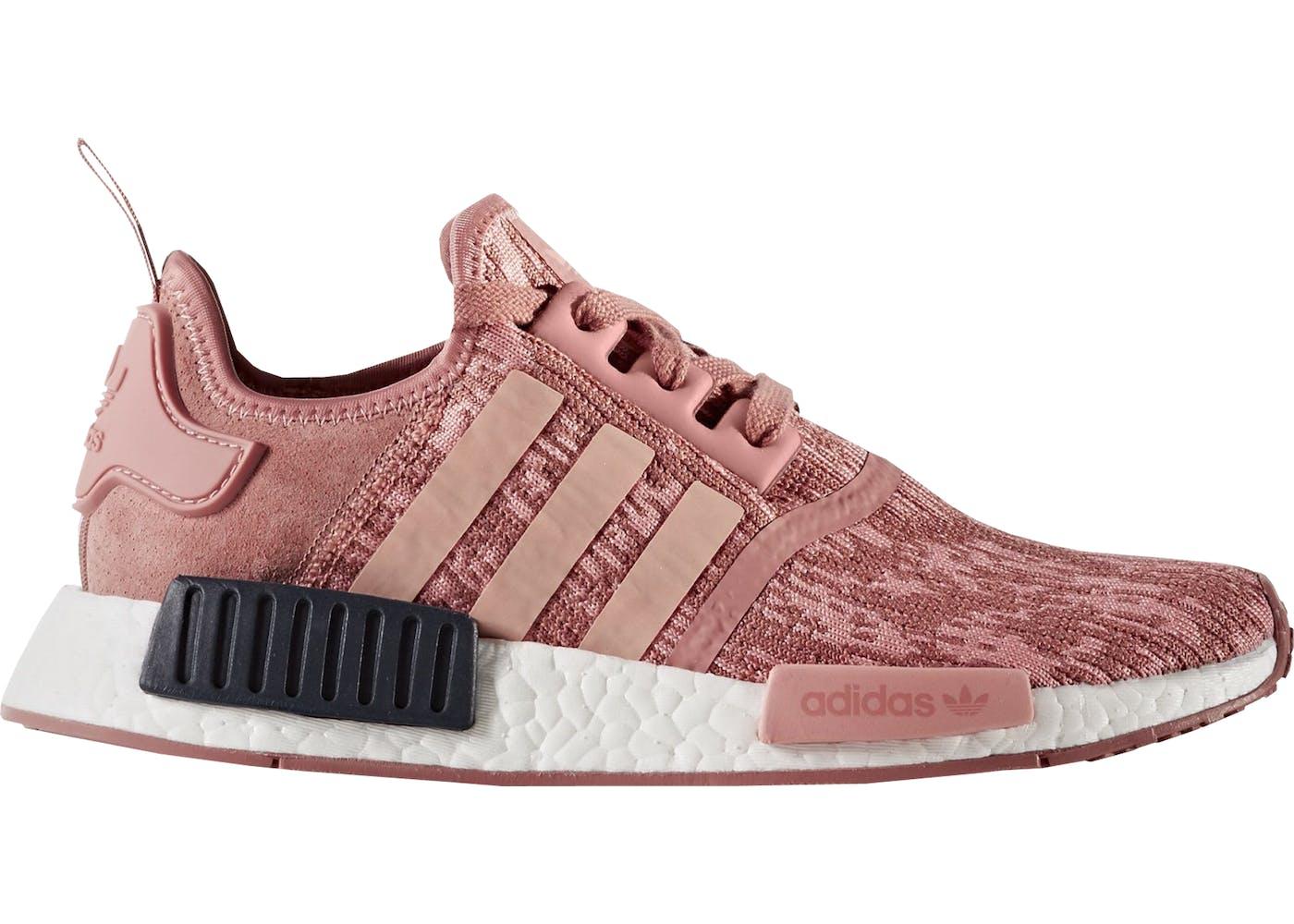 adidas nmd r1 raw pink glitch w. Black Bedroom Furniture Sets. Home Design Ideas