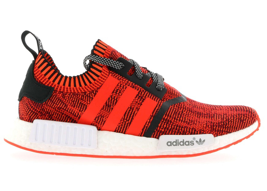 adidas NMD R1 NYC Red Apple - BY1905