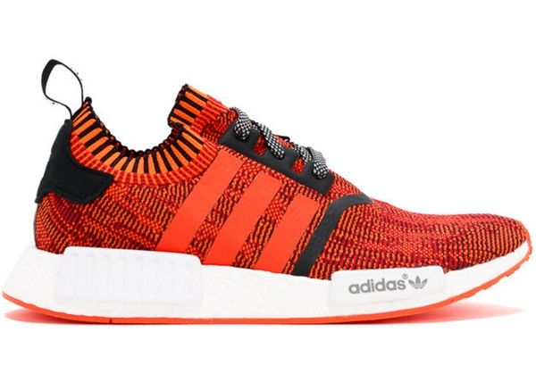 promo code b02c9 32b6c adidas NMD R1 NYC Red Apple