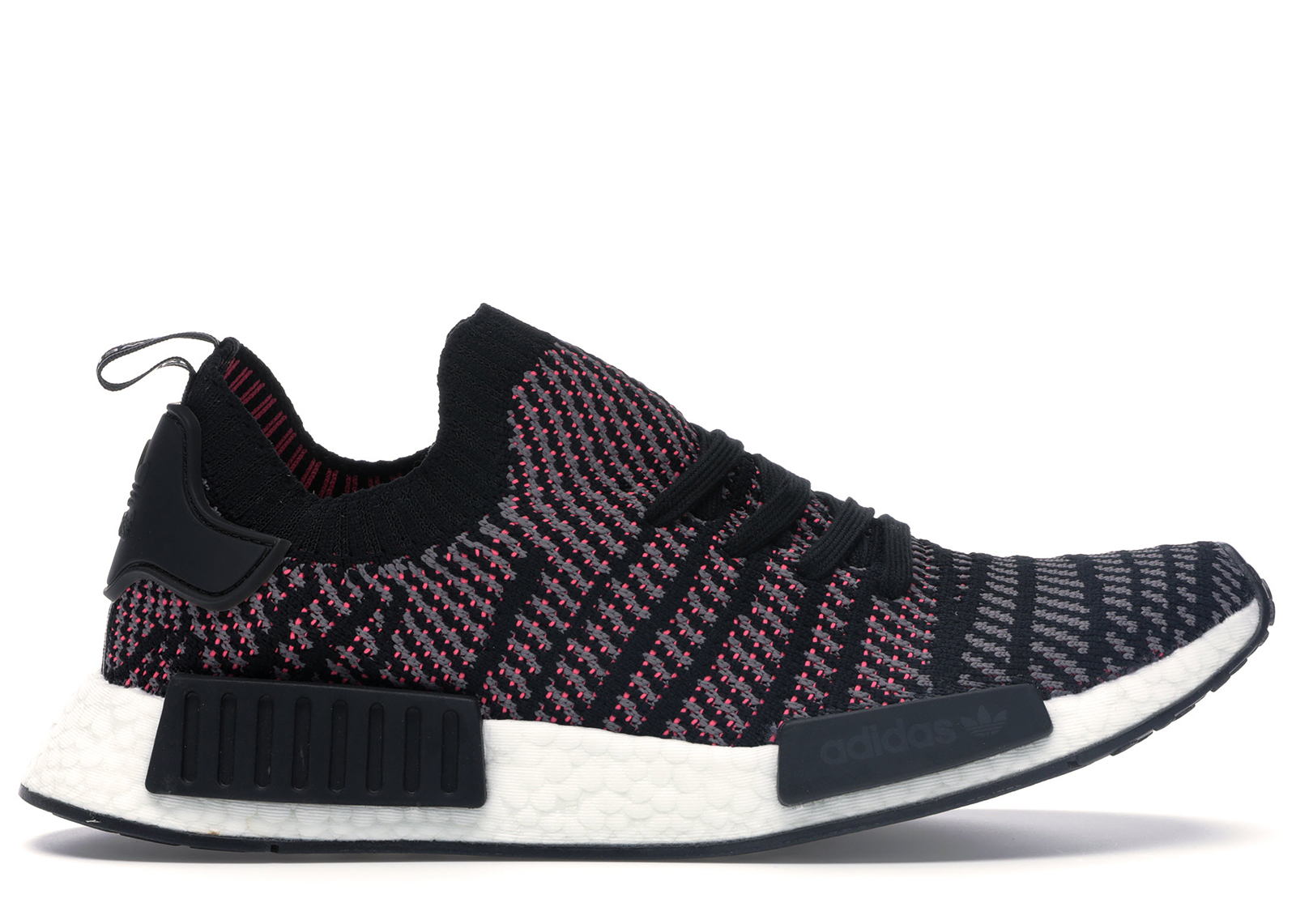 adidas NMD R1 Core Black Grey Four For Sale