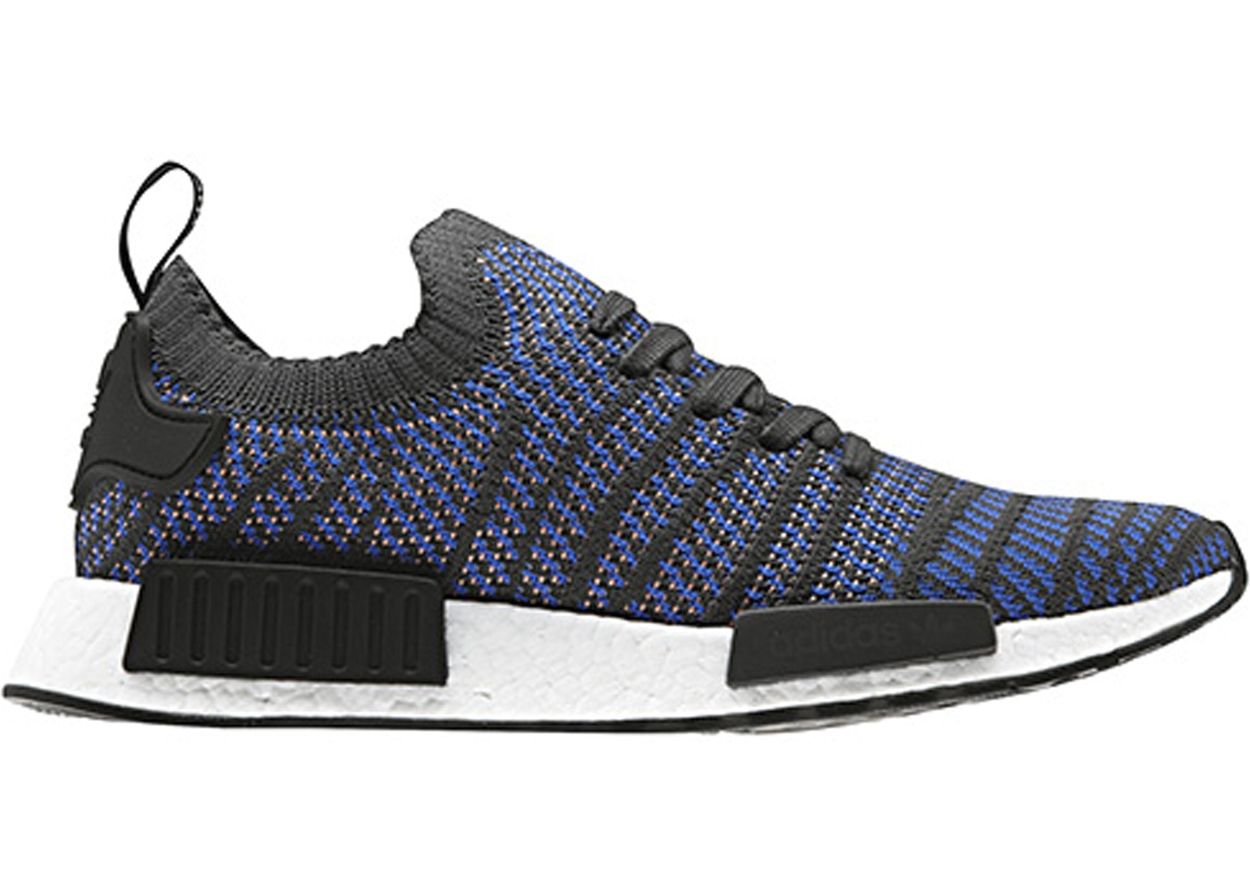 best sneakers e0d55 3483f adidas NMD R1 STLT High Resolution Blue
