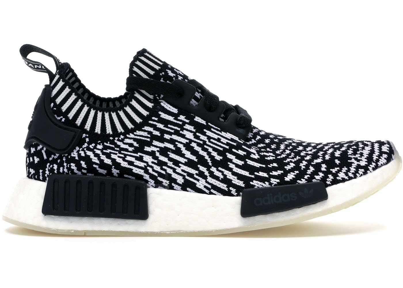 low priced 40d85 4609b adidas NMD R1 Sashiko Black
