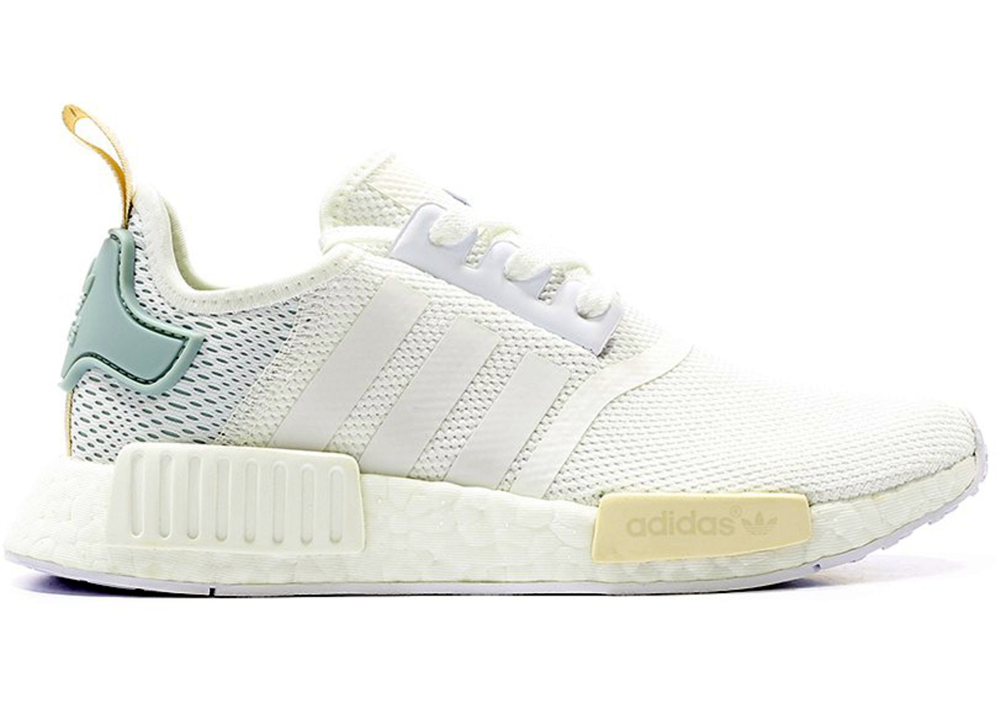 Adidas RMD R1 W white tactile green | Chaussures | Chaussure