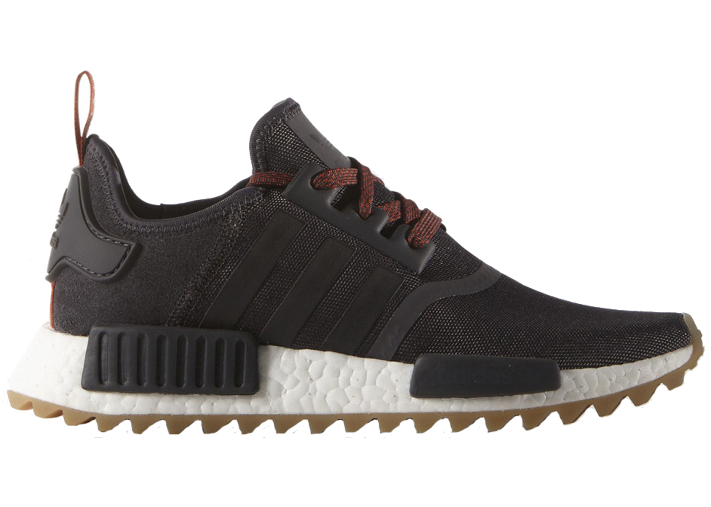 Adidas NMD Chukka Black White Red Blue