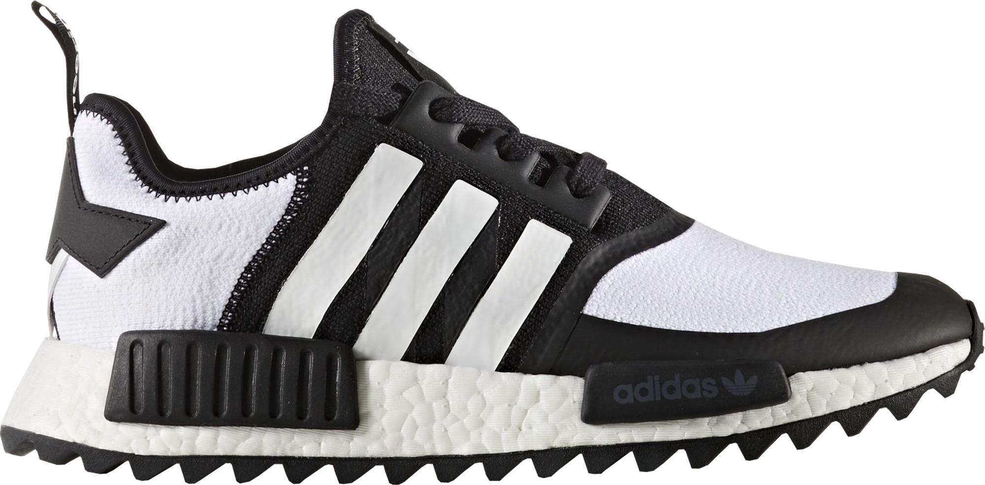 adidas nmd r1 spur weißen bergsteigen schwarz - weiß