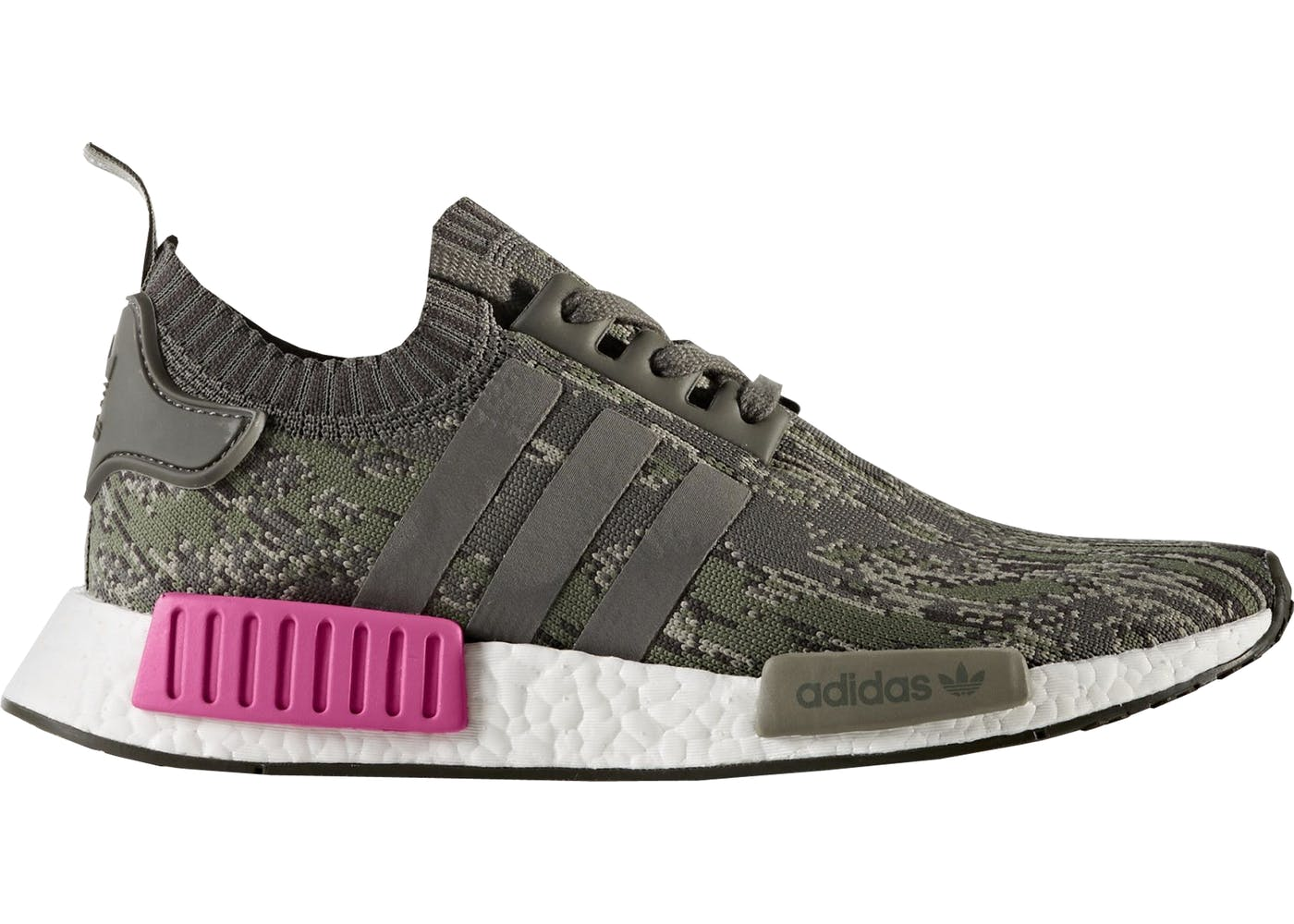 e4f6d9e722586 Amazon: NEW Adidas NMD R1 Champ Exclusive Burgundy