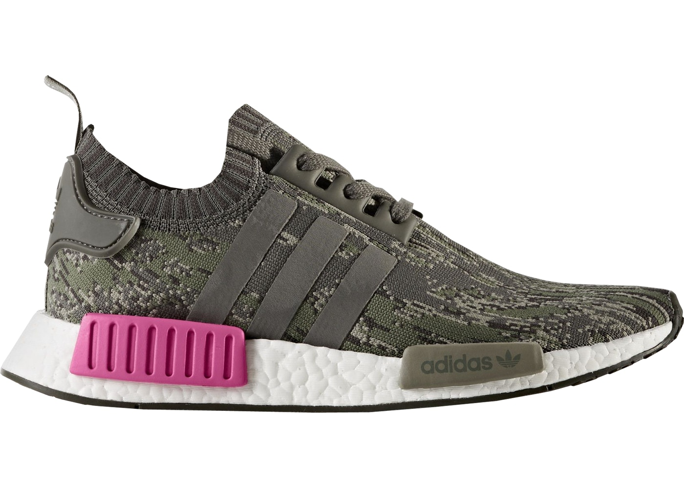 64d71f2077837 Sell. or Ask. Size: 5.5. View All Bids. adidas NMD R1 Utility Grey