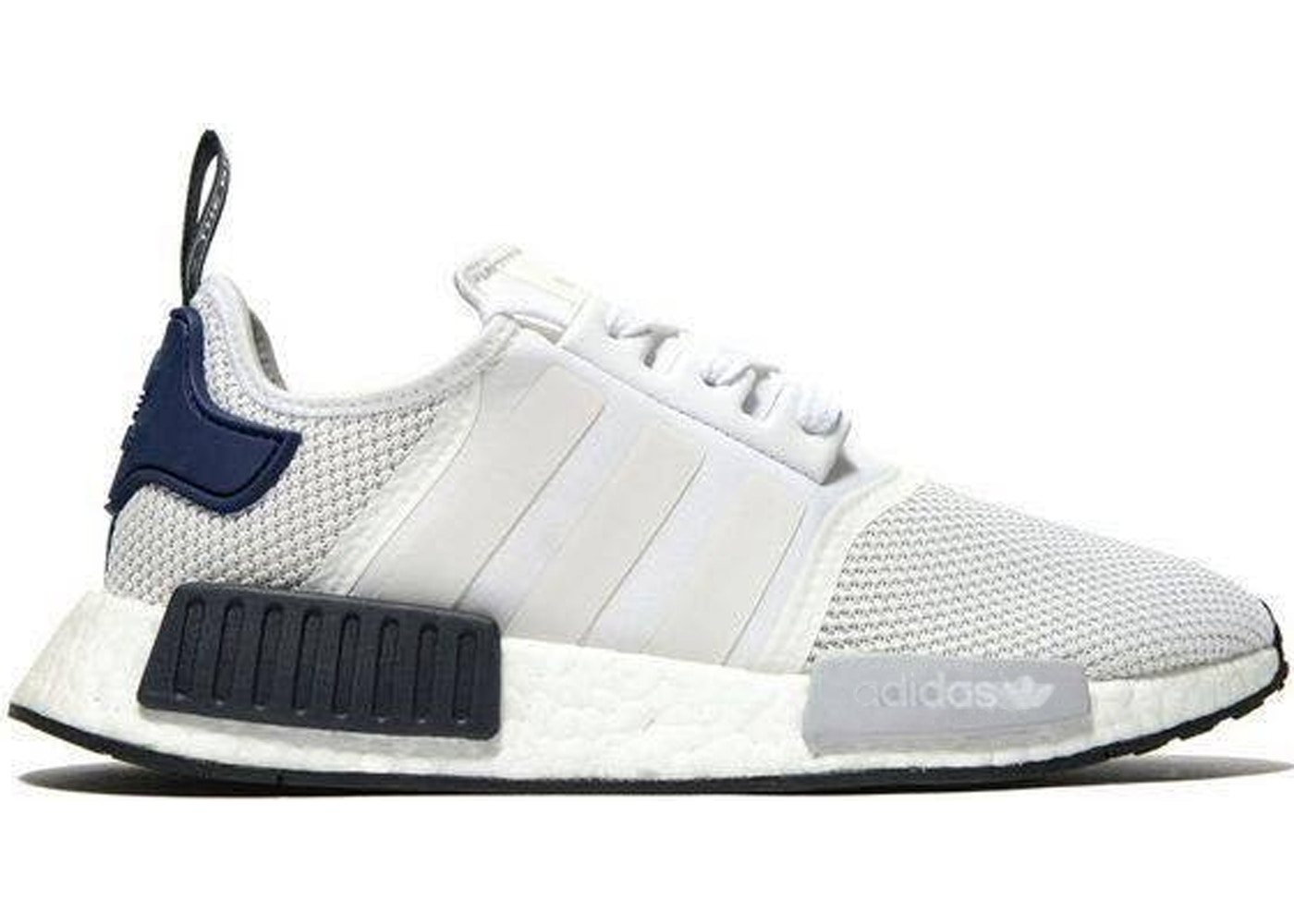 premium selection 6203d a9b9d adidas NMD R1 White Grey Black