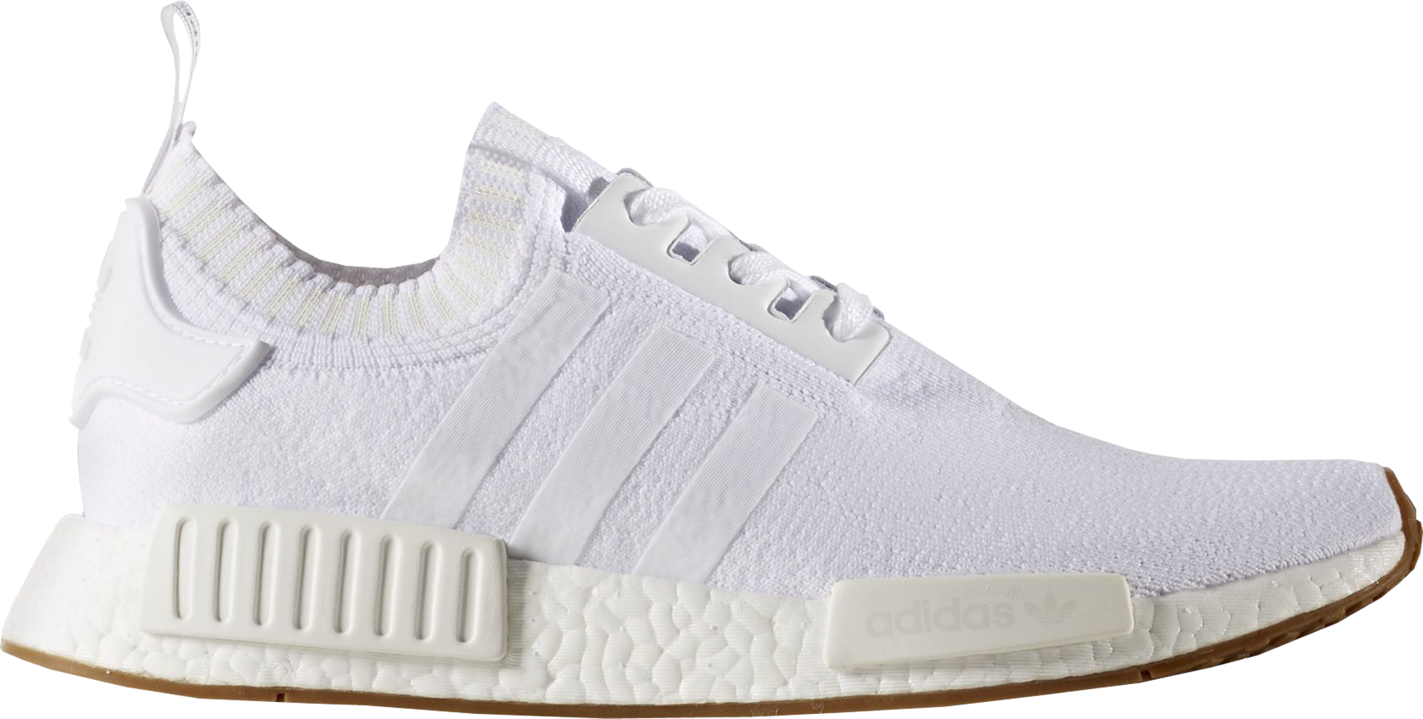 adidas NMD R1 White Gum - Sneakers
